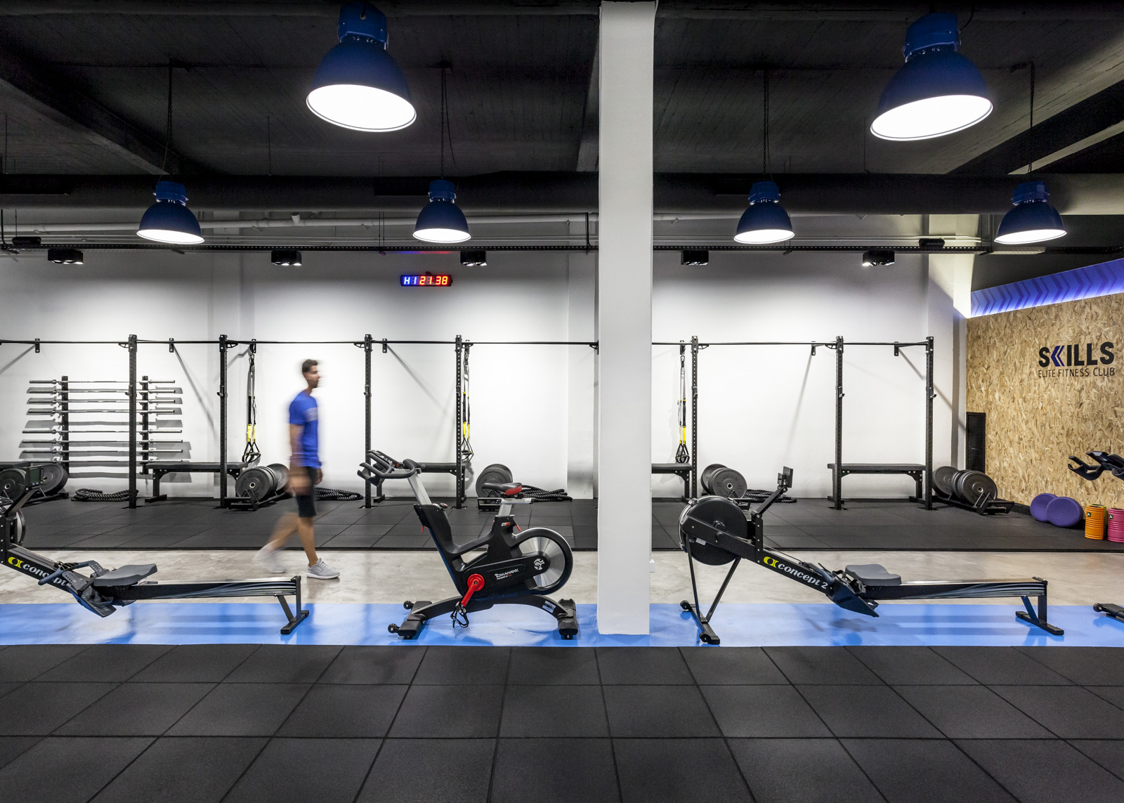 Skills Elite Fitness Club, Larissa | Thomas Gerasopoulos
